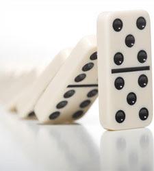 Efecto Domino del Marketing