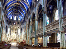 Canadian Stay - Laura & Amandine Basilique Cathdrale