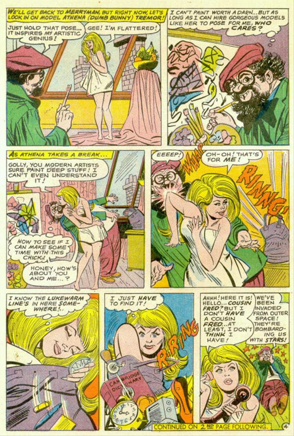 The Inferior Five issue 1 - Page 6