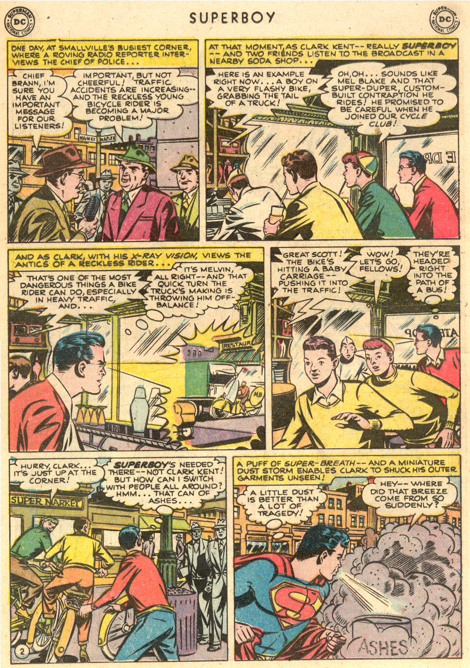 Superboy (1949) issue 20 - Page 14