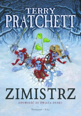 Terry Pratchett. Zimistrz.