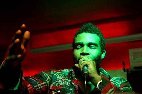It's a great day for lyricists.  Next up is Pharoahe Monch.