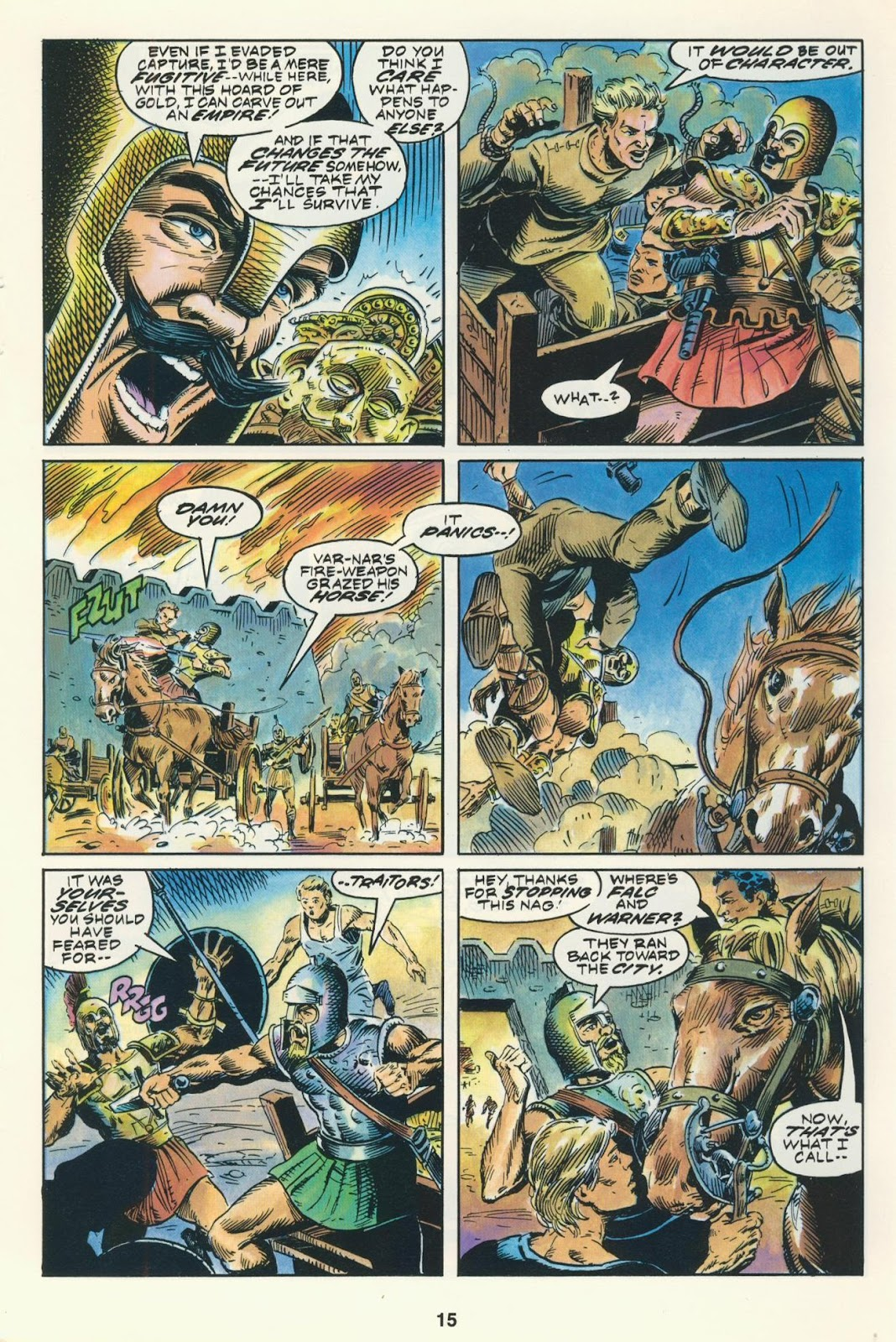 Warhawks issue 4 - Page 17