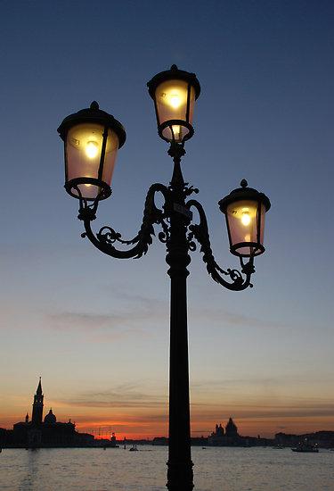 Felt Inspired Italian Street Lighting