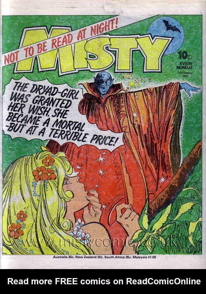 Misty (1978) 100 Page 1