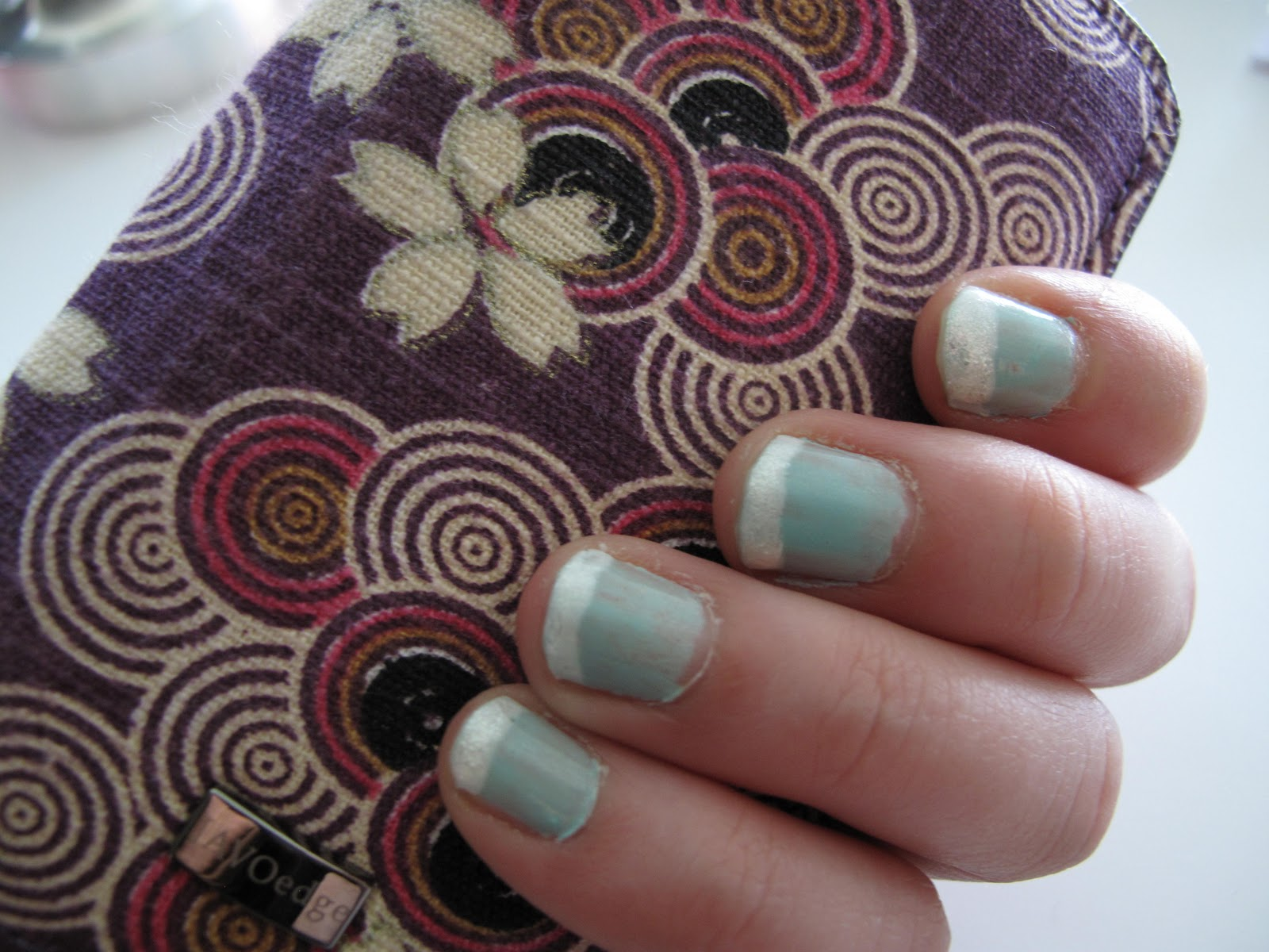 Dearly Devoted Summertime Nail Art