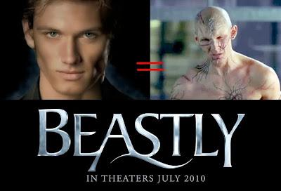 Beastly La película