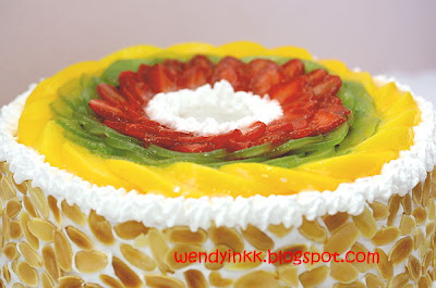 Cantonese Fruit Cake How To Make