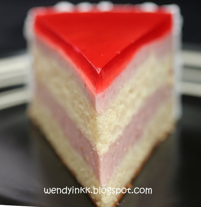 Mirror Cake Recipe