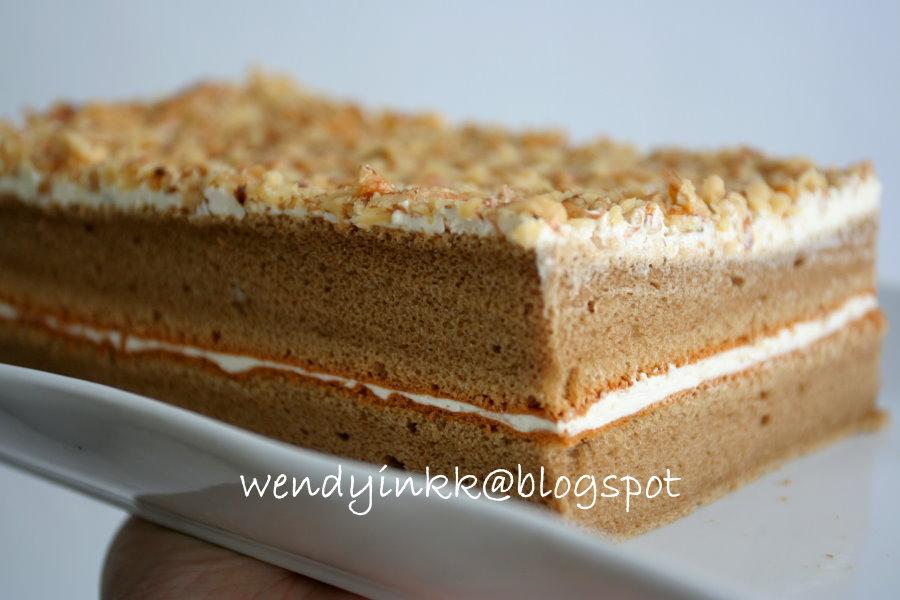 Coffee Chiffon Cake Uk