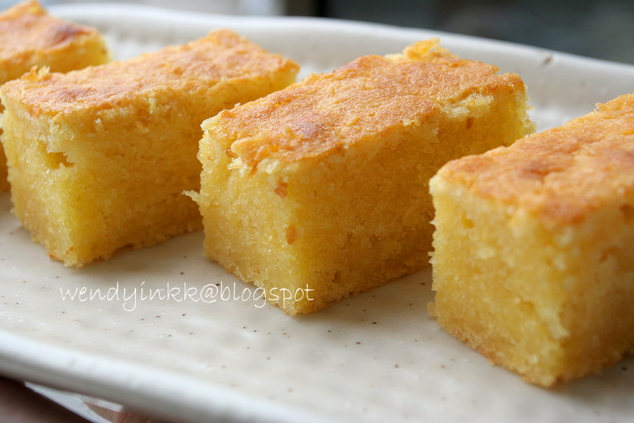 Original Cassava Cake Recipe