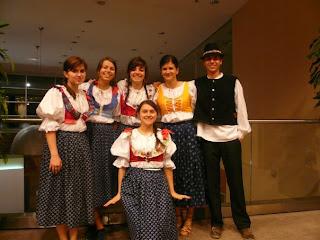 Performers @ 4th World Sudoku Championship 2009 Zilina Slovakia