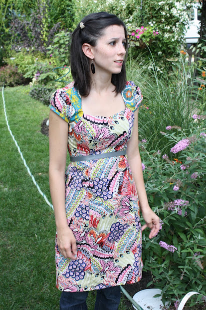 Amy Butler Lotus Tunic And Cami - Sew Sweetness