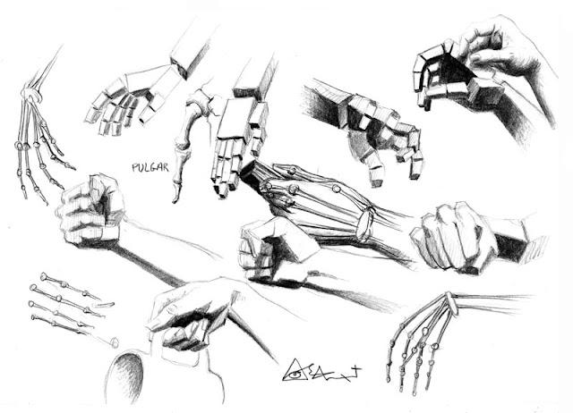 Dibujos De Manos Agarradas Imagui