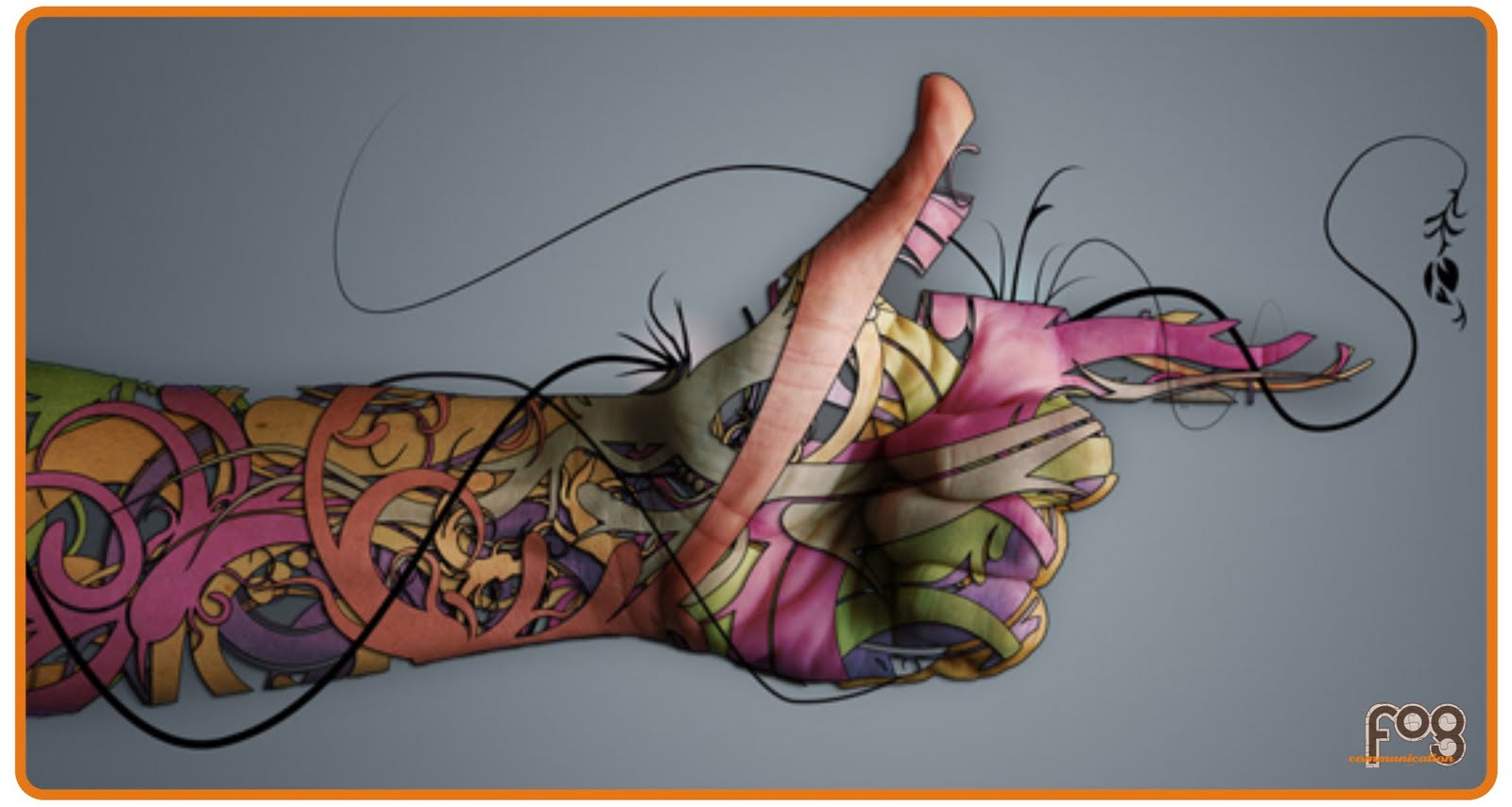 Apa itu Design Grafis  FOG communication corps