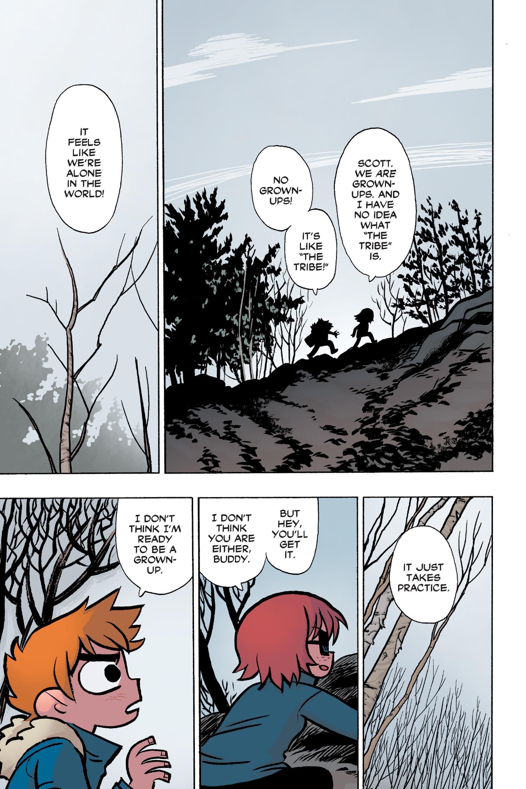 Read online Scott Pilgrim comic -  Issue #6 - 66