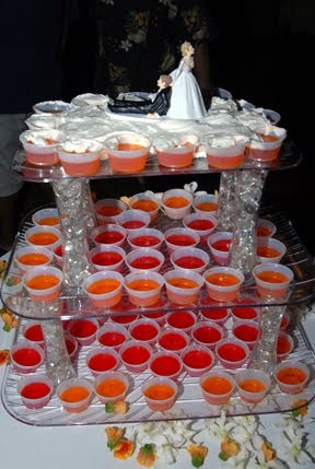 wedding cake jello shot recipe bridetide wedding resource the jello wedding 22993