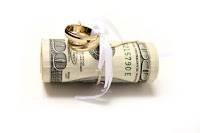 The Average Cost For A Wedding in 2009 Drops By 10.2%