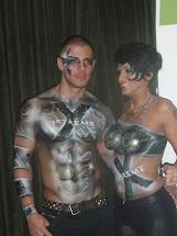 Geronimo Xtreme - Body Paint Promo