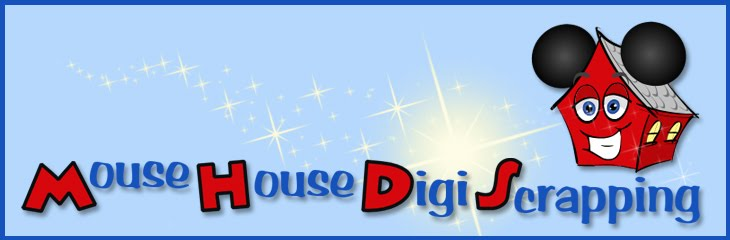 Mouse House Digi Scrapping