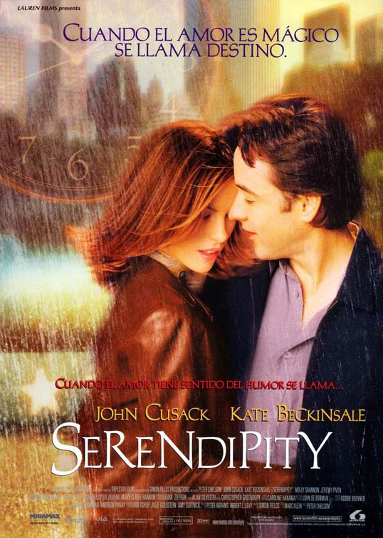 A to Z Music Free: Serendipity [2001]