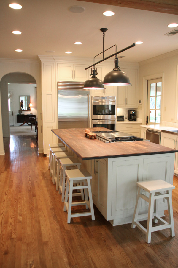 Interior Design A Kitchen Light Amp Airy With Unexpected