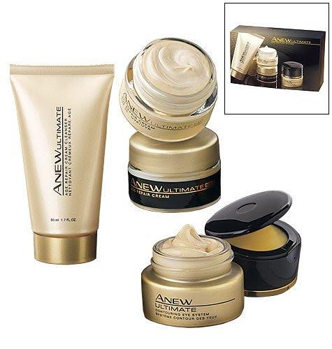 Avon Skin Care: A $62 Value! The ULTIMATE Skin Care Regimen…now In A 4