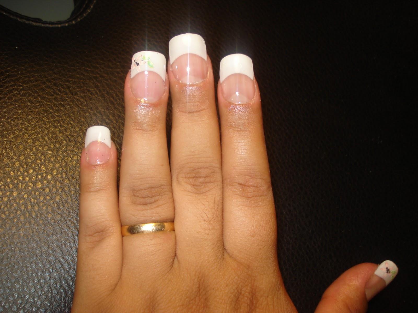 sientete bonita: uñas acrilicas