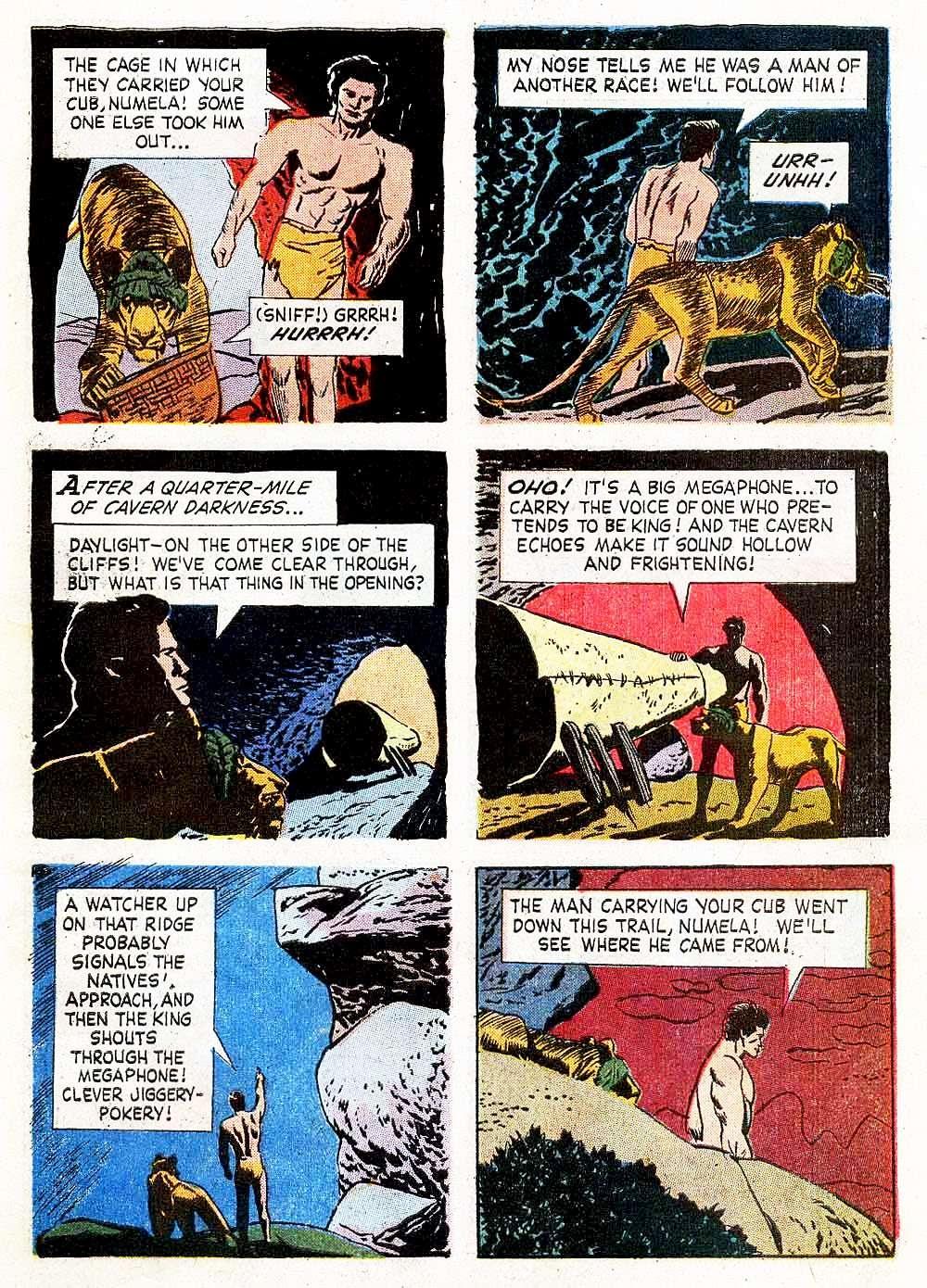 Tarzan (1962) issue 136 - Page 7