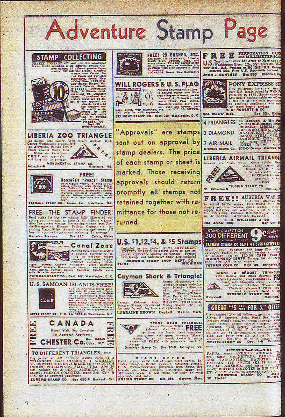 Read online Adventure Comics (1938) comic -  Issue #59 - 55