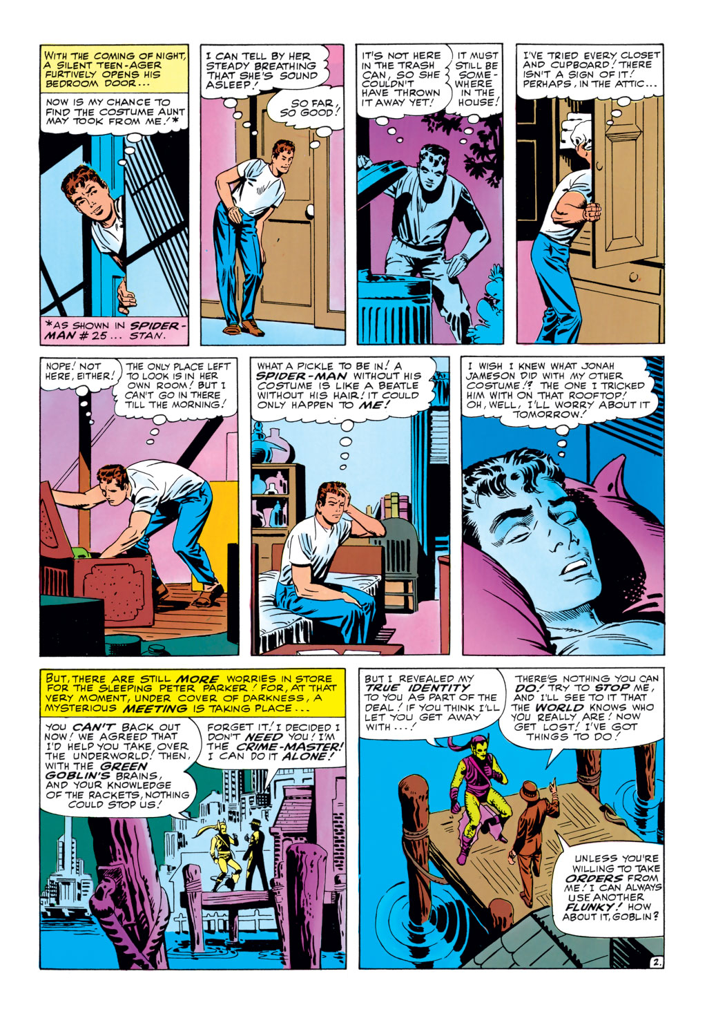 The Amazing Spider-Man (1963) 26 Page 2