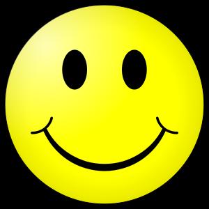 Blushing smiley