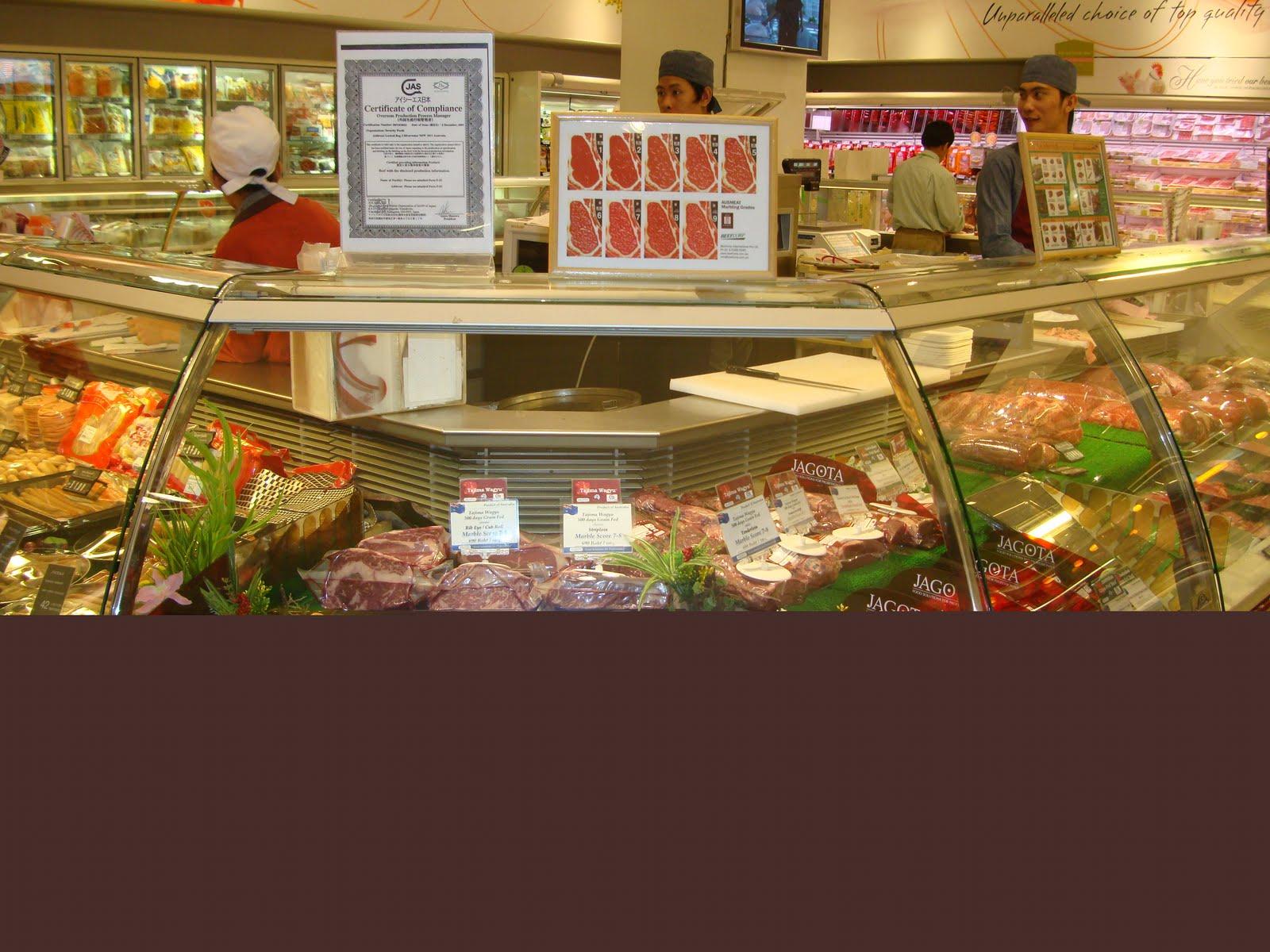 LYNN: Halal groceries in Bangkok
