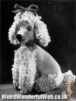 IMAGE: Knitted Poodle
