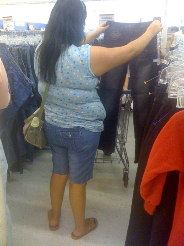 Fat In Skinny Jeans 42