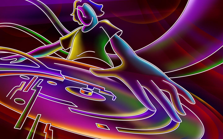 Wallpaper dj wallpaper for mobile - Neon hd wallpaper for mobile ...