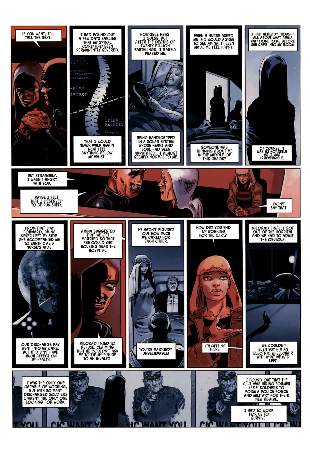 Read online Universal War One: Revelations comic -  Issue #2 - 42