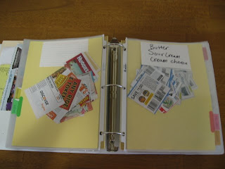 Organizing Coupons With What You Have