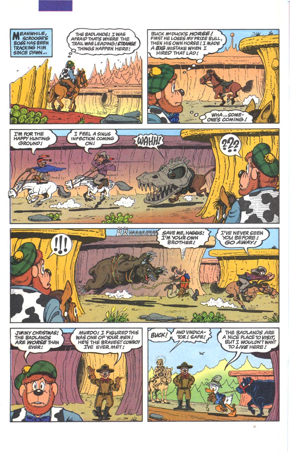 Read online Uncle Scrooge (1953) comic -  Issue #287 - 15