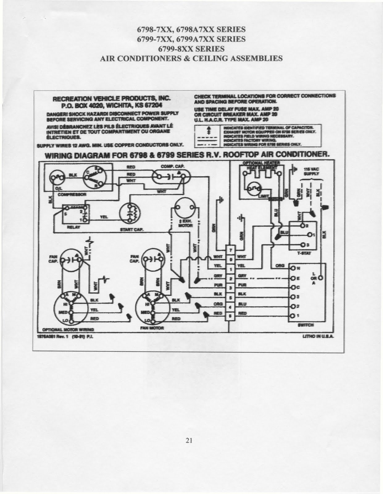 Fleetwood Rv Owners manual Pdf