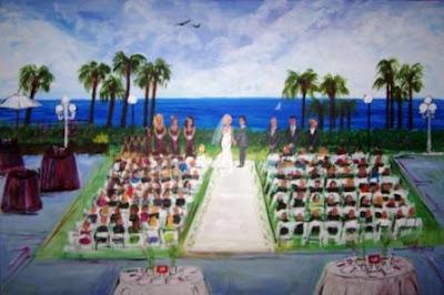 Long Beach Art Museum Wedding