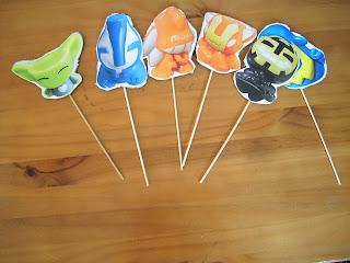 Kinderfeestje voor zesjarigen