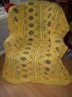 Kringloop vondst: gehaakte deken