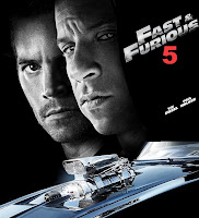 Fast and Furious 5 Movie with Vin Diesel and Paul Walker