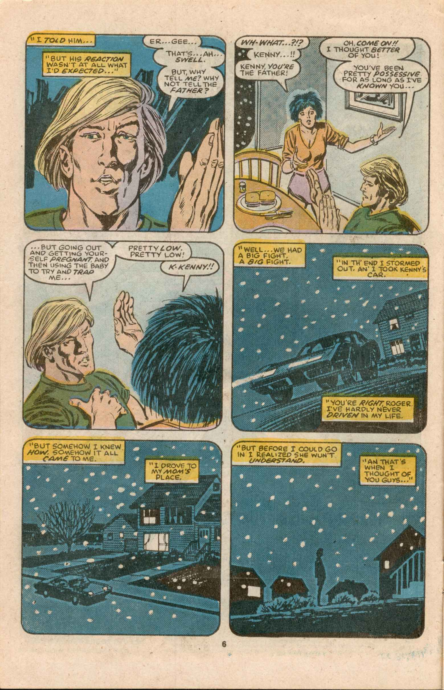 Read online Star Brand comic -  Issue #12 - 8