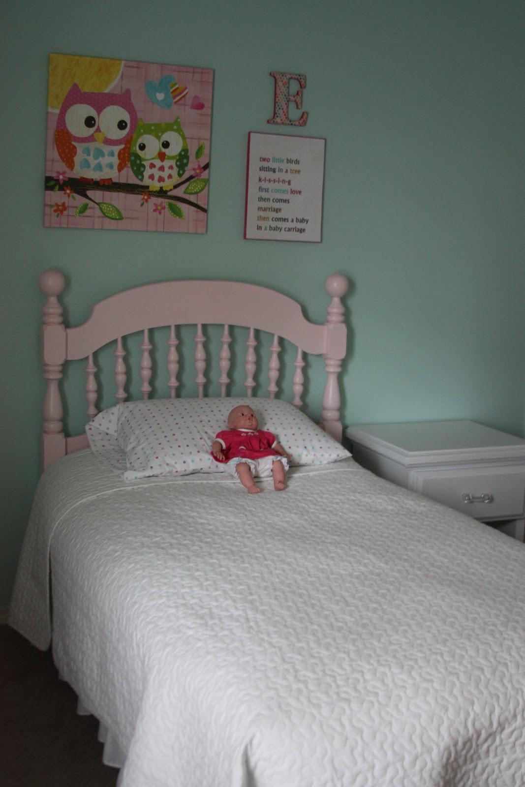 Big girl bed  BeingBrook