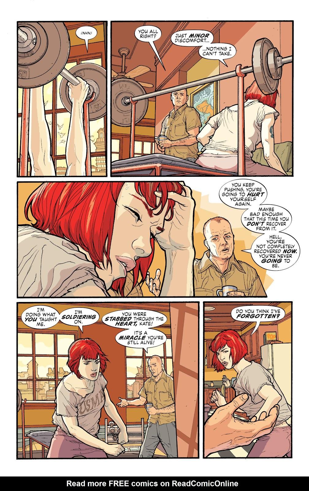 Read online Detective Comics (1937) comic -  Issue # _TPB Batwoman – Elegy (New Edition) (Part 1) - 19