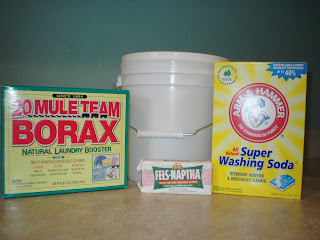 Frugally Green How To Make Your Own Laundry Soap