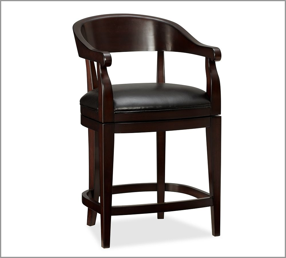 practical living pottery barn bar stools