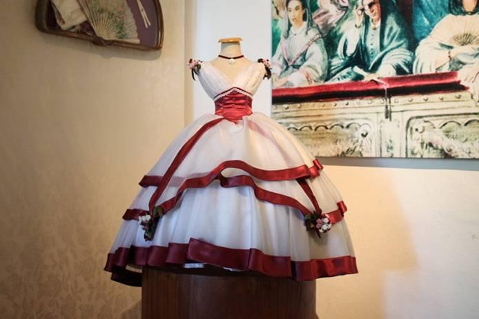 Vestidos Para Presentacion De 3 Años Niña Imagui